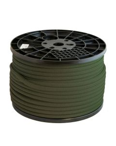PNW Select 333206300 Olive Green Polyester Rope 1/2-inch by 300-foot