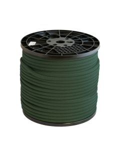 The PNW Select 333207600 Green Polyester Rope 1/2in x 600ft