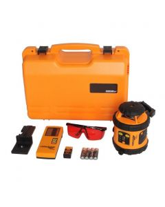 Professional Laser Level Kit