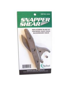 Pactool Snapper 42253 Replacement Blades for SS424 Shear BRAND NEW