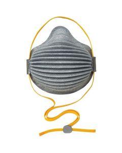 Moldex 4800N95 Series Airwave Dura-Mesh Disposable Respirator Mask, 8-Pack