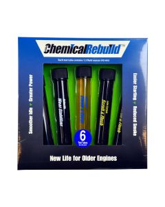 Chemical Rebuild 6 Test Tube