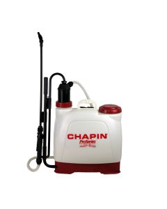 The Chapin Sprayers 61500 4 Gal Euro Piston Backpack Sprayer