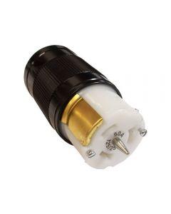 Female Twist Lock Plug
