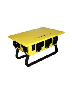 CEP 6506-GU Temporary Power Distribution Spider GFI Box