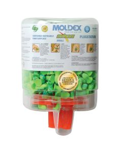 Moldex 6634 Meteor 28dB Small 250 Pair Disposable Foam Earplugs Plugstation