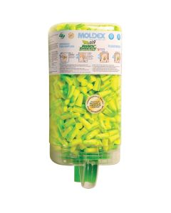 Moldex 6647 Goin Green 33dB 500 Pair Disposable Foam Earplugs Plugstation