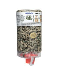 Moldex 6648 Camo Plugs 33dB 500 Pair Disposable Foam Earplugs Plugstation