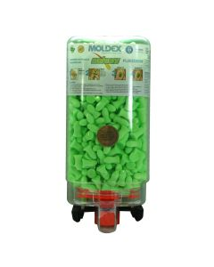 Moldex 6875 Meteors Uncorded Foam Ear Plugs 500 Pairs in Dispenser