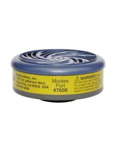 Moldex 7600 Multi-Gas Vapor Smart Cartridge - 1 Pair