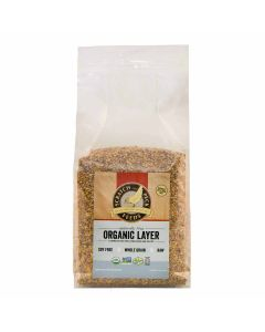 Scratch and Peck Feeds 2004-10 Naturally Free Organic Layer Feed - 10-lbs