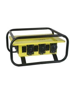 Temporary Power Distribution Box by CEP