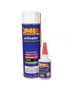 FastCap 2p-10 Adhesive with Activator