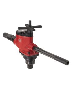Chicago Pneumatic CP1820R32 2.8 HP 380 RPM 2-Inch Low Speed Drill with Taper #3
