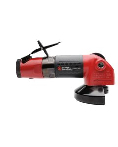 Chicago Pneumatic CP3450-12AC4 Industrial 12,000 RPM 4-inch Angle Grinder