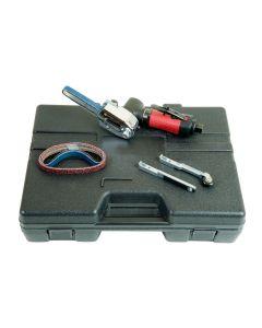 Chicago Pneumatic CP5080-3260D12K Compact Size Industrial Belt Sander Kit