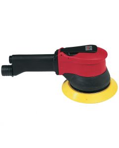 Chicago Pneumatic CP9674 Pneumatic Orbital Sander with Low Noise Central Vacuum