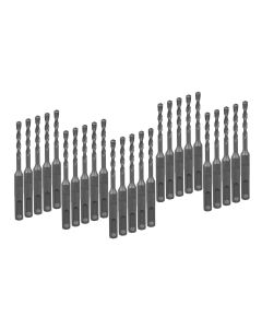 4-1/2-Inch Standard SDS Bit-25Pack by MAKITA