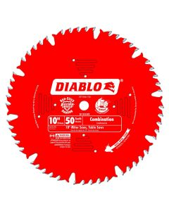 The Freud D1050X 10-inch 50T ATB Combination Saw Blade