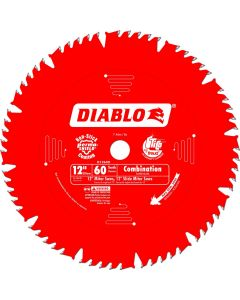 The Freud D1260X 12-inch 60T Combination Saw Blade
