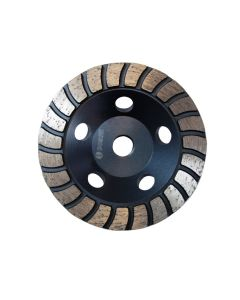 The Bosch DC430M 4in Diamond Cup Wheel with M10 Hub