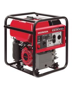 Portable Gas Powered Generator by Honda