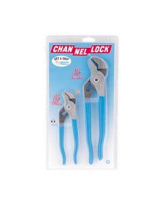 The Channellock GS-1 Tongue Groove Plier Set