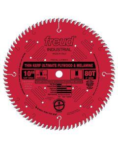 The Freud LU79R010 10-inch 80T Thin Kerf Saw Blade