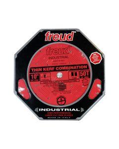 The Freud LU83R010 10-inch 50T Thin Kerf Saw Blades