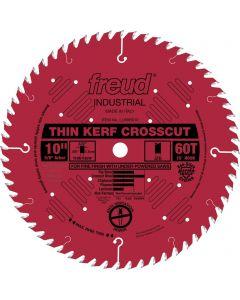 The Freud LU88R010 10-inch 60T Thin Kerf Crosscutting Saw Blades