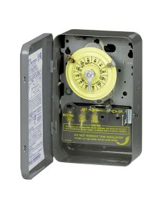 Electric Mechanical Dial Time Switch by Intermatic