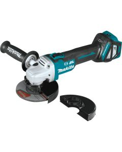 "Makita XAG17ZU 18V Brushless 4-1/2""-5"" Cut-Off Angle Grinder (Tool Only)"