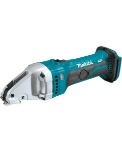 Makita XSJ02Z 18V LXT Cordless 16 Gauge Compact Straight Shear, Tool Only