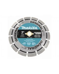 "Makita A-94714 7"" Segmented Diamond Masonry Blade NEW"