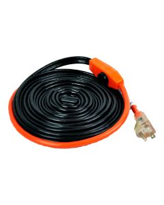 Easy Heat AHB-118 18FT 120V Outside Water Supply Heating Pipe Freeze Protection