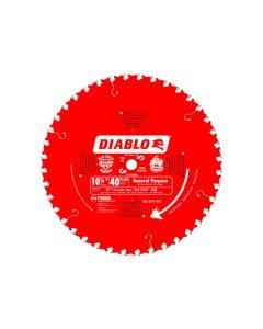 Freud D1040W Diablo 10-1/4-inch 40 Tooth Blade