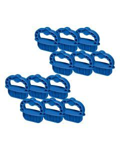 Kreg DECKSPACER-B Deck Jig Spacer Rings 5/16-Inch Blue - 12 PK