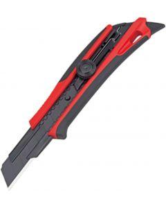 TAJIMA Utility Knife DFC670N-R1 1-In 7-Point Rock Hard FIN Snap Blade Box Cutter