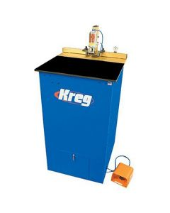 Kreg DK1100 FP 1-1/4 Horsepower Floor Pnuematic Fully-Automatic Single Spindle Pocket Machine