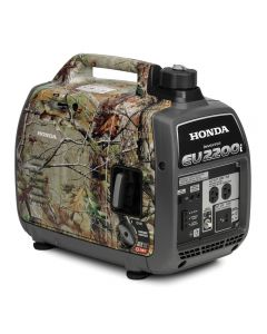 Honda EU2200ITA2 2200-W 120-Volt Super Quiet Portable Inverter Generators, Camo