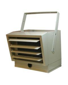 Fahrenheat FUH724 Ceiling-Mount Industrial Electric Heater - 240 Volt, 7500 Watt, 31.3 Amp, 25,600 BTU