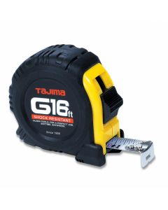 Tajima G-16BW 16 Foot Standard Scale Tape Measure