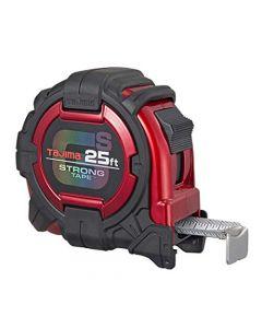 TAJIMA GS-25BW 25 ft x 1-1/16 inch GS-Lock Measuring Tape