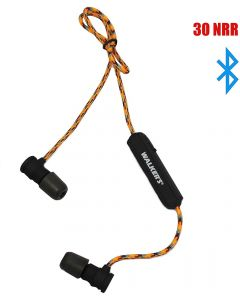 Walker's GWP-RP-BT Game Ear Neckband Bluetooth Headset and Carrying Case