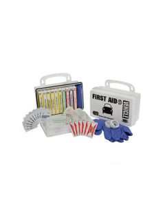 Certified Safety Manufacturing K201-048 Vehicle emergency First Aid Kit