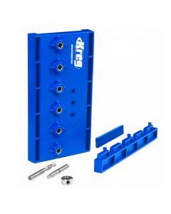 The Kreg KMA3200 Shelf Pin Drilling Jig