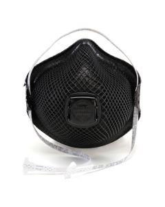 Moldex M2700N95 Special Ops Particulate Respirators w/ Ventex Valve, Black 10 PK