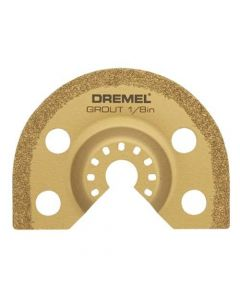 "Dremel MM500 Multi-Max 1/8"" Grout Removal Blade"