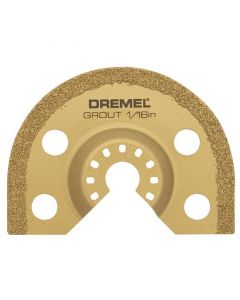 "Dremel MM501 Multi-Max 1/16"" Grout Removal Blade"