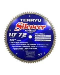 Tenryu SL-25572 10-inch Carbide Tipped Table Miter Saw Blade